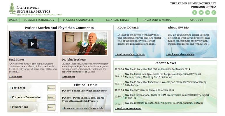 Northwest Biotherapeutics