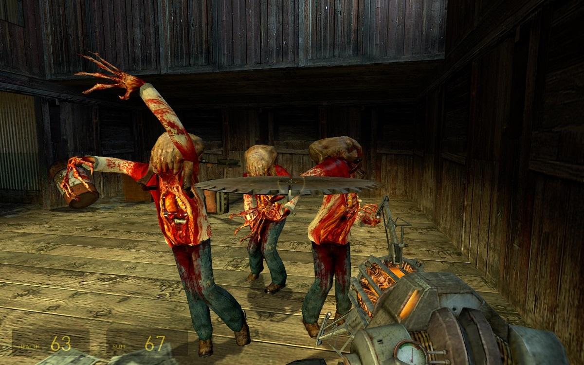 Half-Life 2: Update (Philip Victors Mod) - YouTube