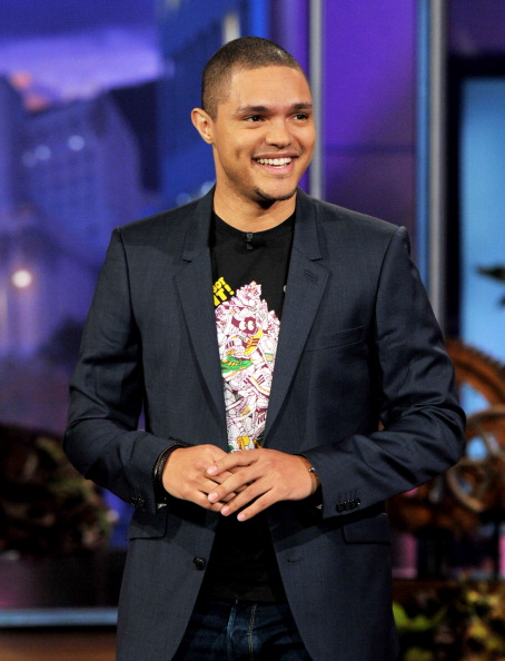 'The Daily Show' Update: Is Trevor Noah too sexy to host ...