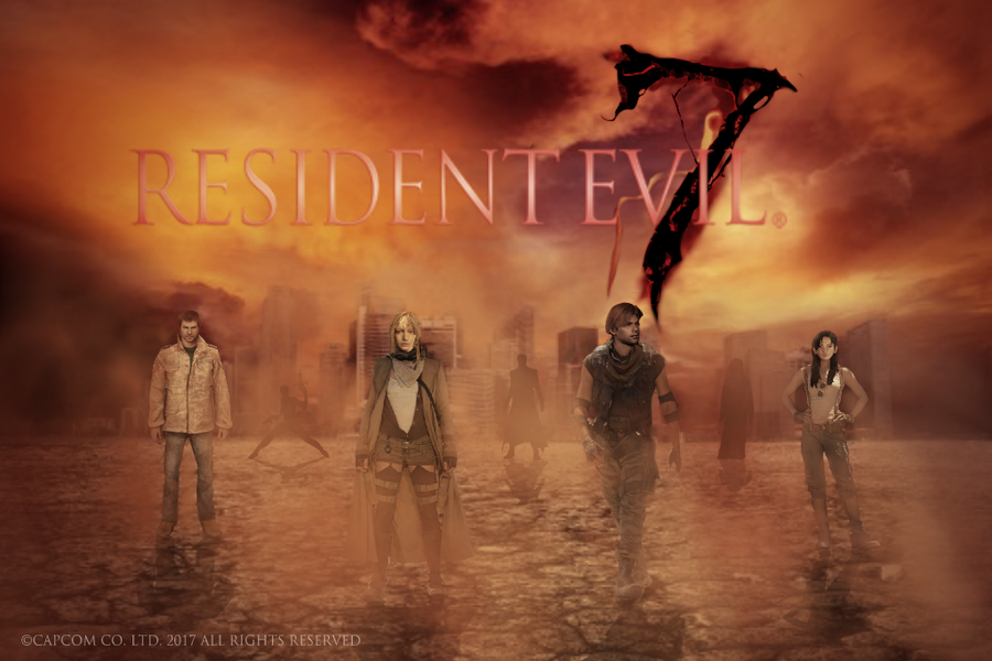Resident Evil 7 News Alice Likely To Return In Raccoon City With