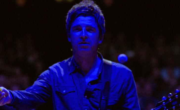 Noel Gallagher's High Flying Birds Album topped vinyl ...