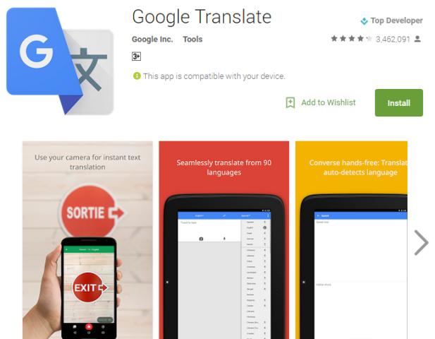 Direct Share, MIDISynth, MIDIScope: 3 dummy apps by Google