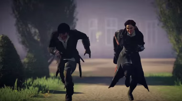 assassins creed syndicate evie and jacob