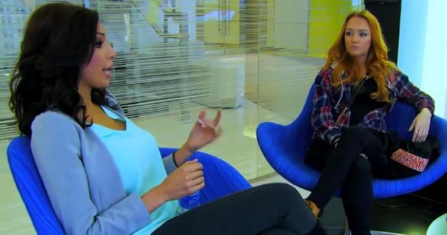 Teen Mom Farrah Abraham Slams Maci Bookout For Having A
